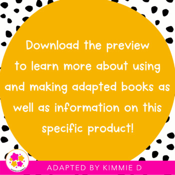Road Safety: A Social Story Adapted Book
