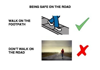 Road Safety Social Story