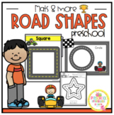 Road Shape Mats and More