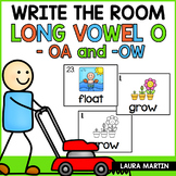 Write the Room-Long Vowel O-OA, OW