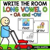 Write the Room-Long Vowel O-OA, OW
