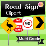 Road Sign Clipart
