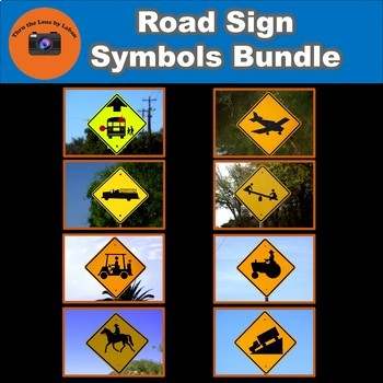 Road Sign and Symbol Bundle