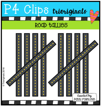 Road Tallies (P4 Clips Trioriginals)