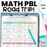 Road Trip!  A Fun Decision-Making Math Activity Pack