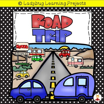 Road Trip  (A Sight Word Emergent Reader and Teacher Lap Book)