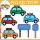 Road Trip Clip Art