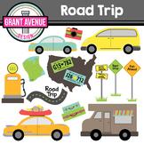 Road Trip Clipart