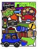 Road Trip {Creative Clips Digital Clipart}
