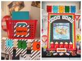 Classroom Decor Road Trip - Full Collection