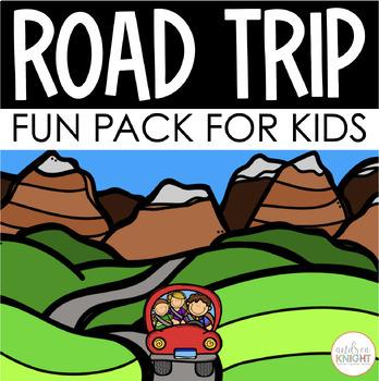 Road Trip Fun Pack