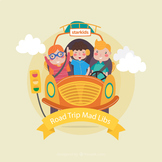 Road Trip Mad Lib Collection **google slides & interactive pdfs**