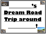 Road Trip Maths Open Ended, Real Life Extension Project (Addition & Mapping)