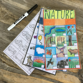 Road Trip Scavenger Hunts: Color Cars, Vehicles, Nature Fi