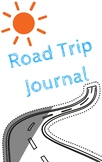 Road Trip Travel Journal
