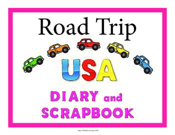Road Trip USA: Thematic Classroom Unit