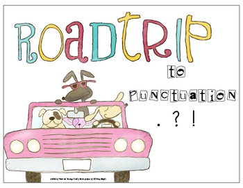 Road Trip to Punctuation