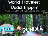 Road Trippin' Bundle: 8 close reads on U.S. National Parks