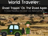 Road Trippin' On the Road Again: A close reading unit over