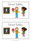 Road and Street Safety Emergent Reader
