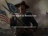 Road to American Revolution