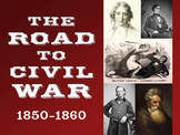 Road to Civil War PowerPoint (US History)