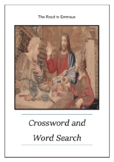 Road to Emmaus - Crossword Puzzle and Word Search - Bell Ringer