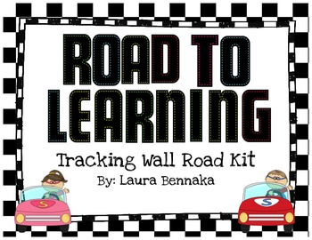 Road to Learning Tracking Wall Kit