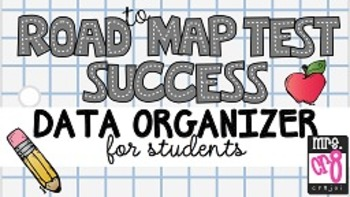 Road to MAP TEST Success Student Data Organizer
