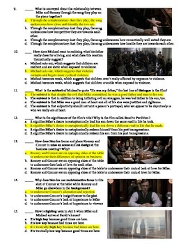 Road to Perdition Film (2002) 15-Question Multiple Choice Quiz