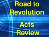 Road to Revolution Acts Review