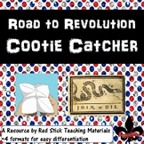 Road to Revolution Cootie Catcher