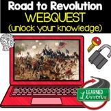 Road to Revolution Digital Escape Room, Road to Revolution Breakout Room