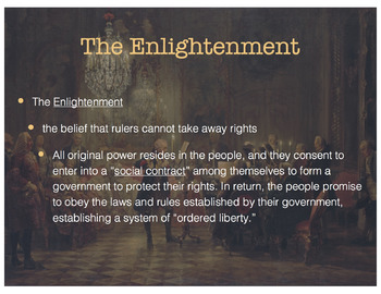 Road to Revolution PowerPoint