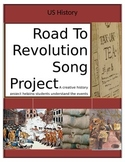 Road to Revolution Song Project