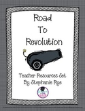 Road to Revolution Teacher Resources Set