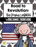 American Revolution-Literacy & Dramatic Interpretation