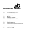 Road to Revolution Timeline (Cheat Sheet)