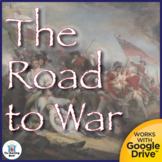 Road to Revolutionary War Interactive Notebook