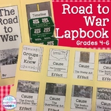 Road to Revolutionary War Lapbook/Interactive Notebook for