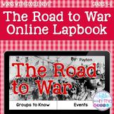 Road to Revolutionary War ONLINE Interactive Notebook - Di