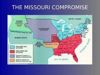 Road to Secession PowerPoint