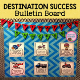 Road to Success Bulletin Board Positive Quotes for Character Education