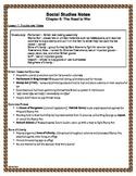 Road to War (Pre Revolutionary War) Notes, Activity, & Test