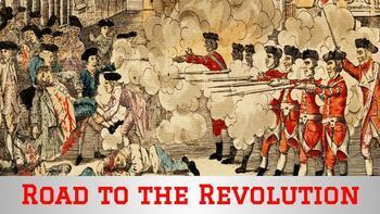 Road to the American Revolution Hyperdoc