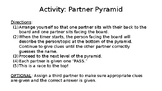 Road to the American Revolution Review- Partner Pyramid