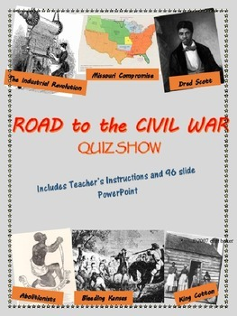 Road to the Civil War Quiz Show