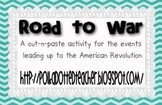Road to the Revolution Cut-N-Paste
