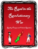 Road to the Revolution Reading Packet