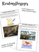 Road to the Revolution Visual Timeline and Reading Passages